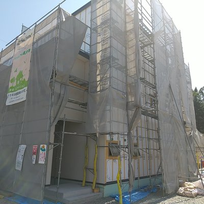 北区 新築工事