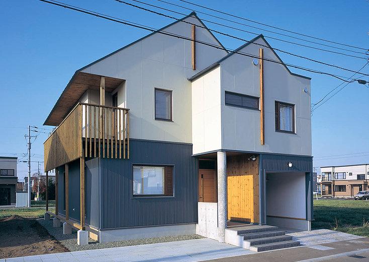 シックハウス対策に徹した、自然素材と自然換気の家