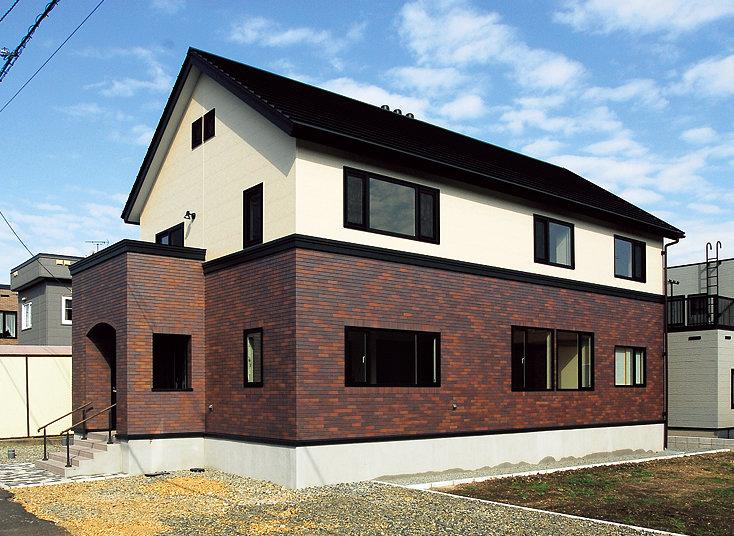 ヒートポンプ式床下暖房を採用したパッシブ換気の家