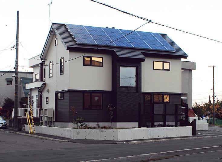 安心して暮らせる省エネルギーの家