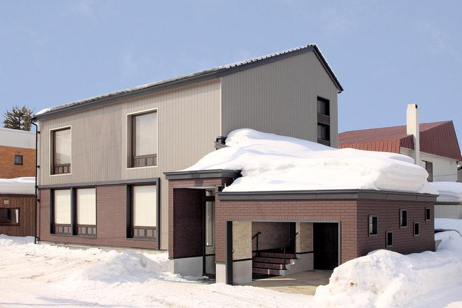 パッシブ換気住宅、長期優良住宅、北方型ECO仕様の家
