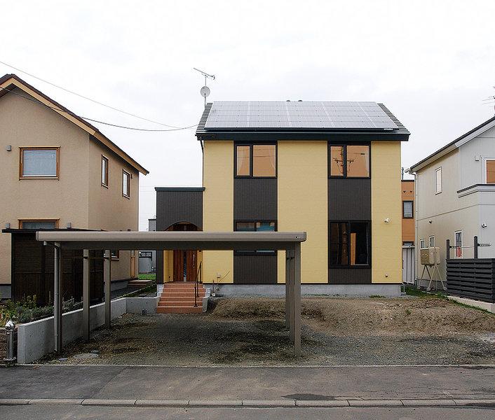 長期優良住宅、北方型ECOプラス仕様の住宅