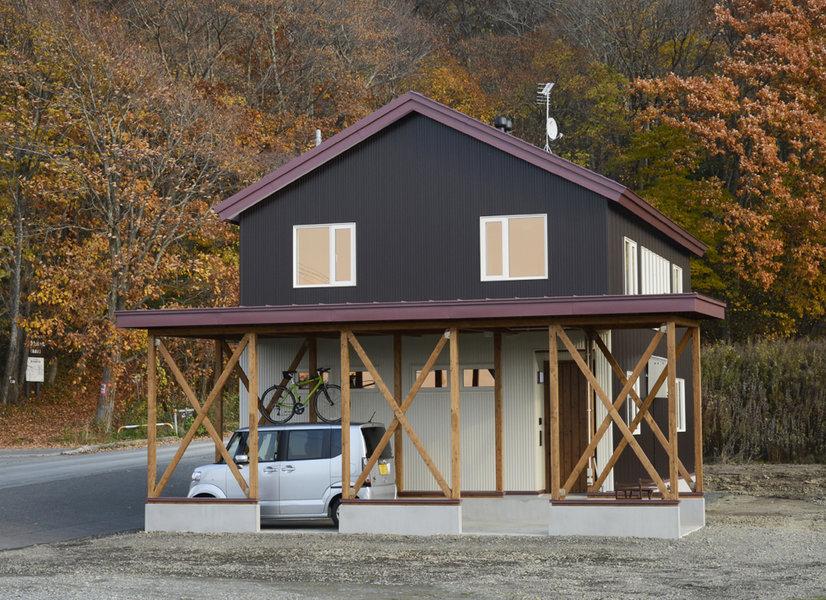 バリアフリーとパッシブ換気システムの住宅