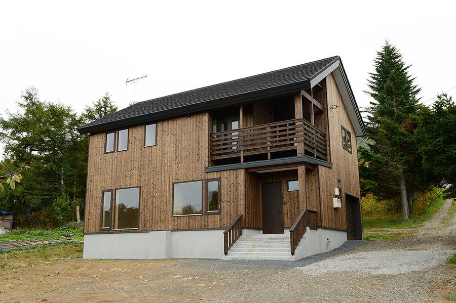 パッシブ換気システム住宅、北方型ECO基準の住宅