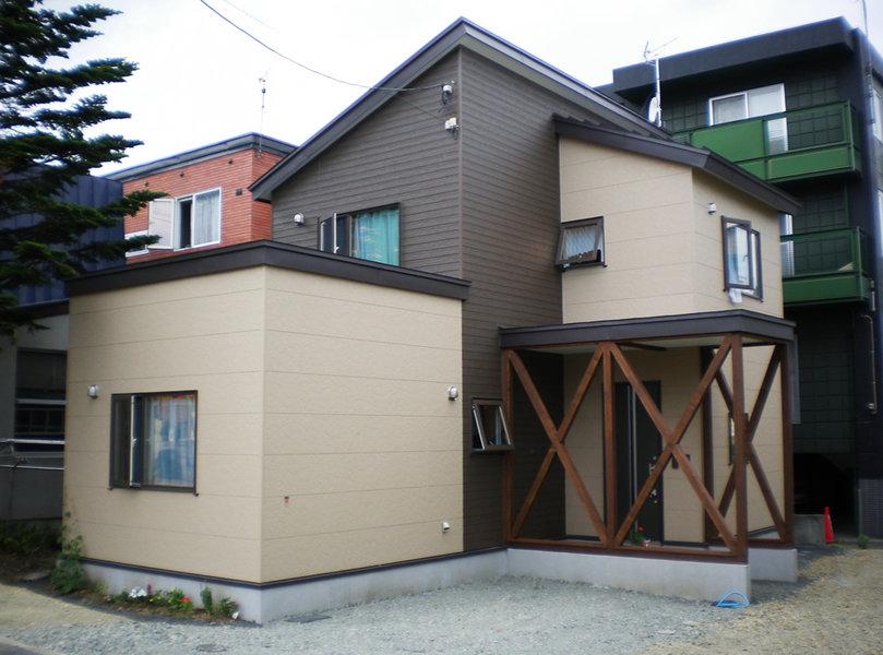 小さなエコの家